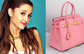 Ariana Grande Is Now a Handbag!