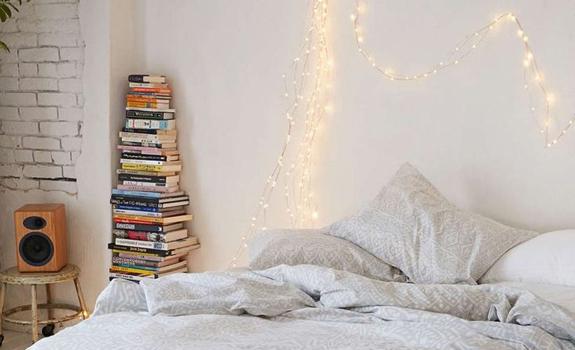 bedroomdecorcheap - Christmas Lights Bedroom Decor