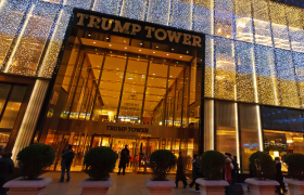 City of New York Quietly Removes Trump Tower Overnight