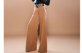 Wide-Legged Pants You'll Never Get Out Of Alive