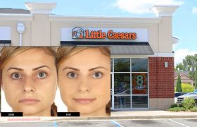I Washed My Face With Olive Oil For Two Weeks and They Built A Little Caesars On It