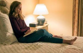 How To Sit Alone in Your Room Like An Actress On An NBC Drama