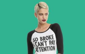 5 Sassy Slogan Tees That Say 'I Don't Understand The Difference Between Being Funny and Being Rude'