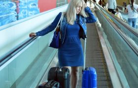 How To Stay Humble Even Though Your Suitcase Just Came Out First At Baggage Claim