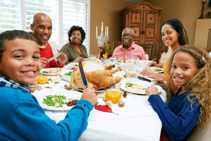 ThanksgivingControversial TopicsBlack FamilyYou Good