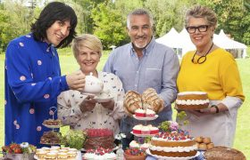 Netflix Forced to Remove All Content That's Not 'The Great British Bakeoff'