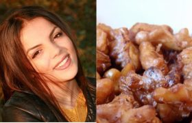 This Woman Lived Her Truth By Making A Salad That Was All Candied Walnuts