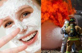 Finally! The Face Mask That Will Protect You in a Fiery Motorcycle Crash