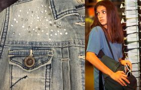 Bedazzled Jean Jackets That'll Make You Feel Like You're Shoplifting at Wet Seal Again