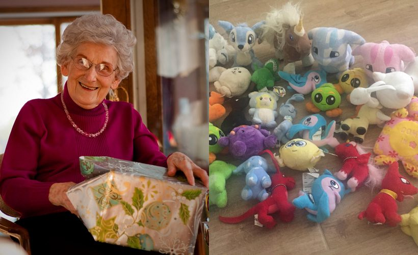 Christmas GiftsNeopetsShe Means Well  sc 1 st  Reductress & Reductress » Nana Still Picking Christmas Gift Based on Grandchildu0027s ...