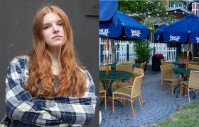 Woman On Hunger Strike Until a Table Opens Up on the Patio