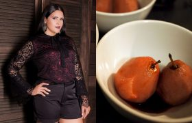 Pear-Shaped Ladies: Here's How to Poach Yourself in Red Wine This Holiday Season