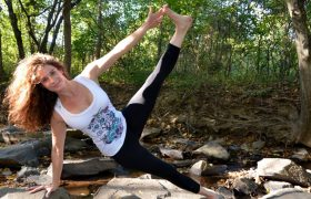 Amazing! Woman Completes '30 Days of Yoga' Challenge in Just 207 Days