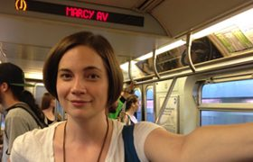 Wow! This Woman's Lengthy Commute Gives Her Extra Time to Wonder if It's All Worth It