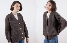 4 Cardigans to Look Like You're About to Reminisce About The Great War