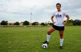 Woman Dedicating Entire Life To Love Of Athletics Still Considered A 'Tomboy'
