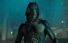 Wow! Even The Fish Man Thing From 'The Shape of Water' Is Doing The Whole 30!