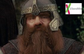 What To Do When Your 23andMe Informs You That You Are Gimli, Son of Gloin