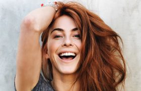 Julianne Hough Is A Redhead Now And Her Hair Looks Redder For Sure