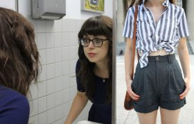 How I Found the Perfect Pair of Shorts By Chanting 'Thick Thighs Save Lives' in Front of a Mirror