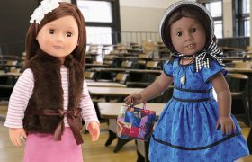 Meet Dakota! The Newest American Girl Doll Who Wants To Make Sure Addy Knows How 'Woke' She Is