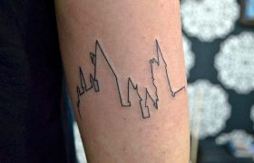 4 Tattoos That Seem Edgy Until You Realize They're Harry Potter References