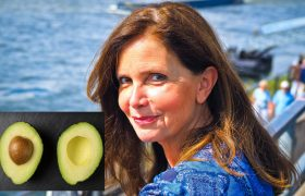 Brave! Mom Agrees to Try Avocado for the First Time