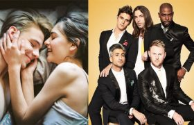 3 Sex Positions That Physically Don't Work Unless Queer Eye Is On, Sorry!