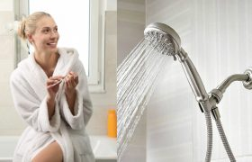 Aw! This Woman Just Married Her High School Shower Head