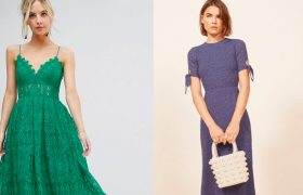 "4 Cocktail Dresses That Say ""Where the Fuck Are the Pigs in a Blanket?"""