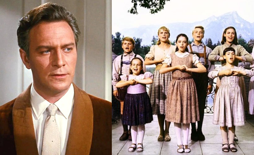 7 Von Trapp Children I'd Teach in Exchange For That Daddy Von Trapp Dick