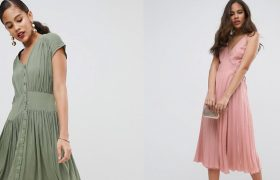 3 Gorgeous Dresses To Leave In Your Cart Until the Urge Passes