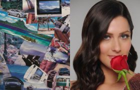 How To Make a Vision Board, Even Though the Bachelorette Is On