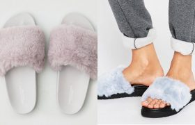 4 Fuzzy Sandals To Show The World You're A Lot