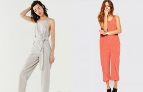 4 Lightweight Jumpsuits You'll Still Get Visible Butt Sweat In