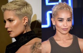 5 Pixie Cuts That Say 'I'm Fun and Sexy and I Still Shoplift From Claire's'