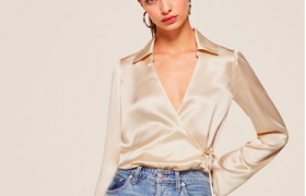 3 Silk Blouses That Say, 'Me? I'm Just a Real Adult Lady With Long Fingernails and Everything'