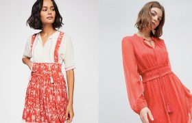 4 Prairie Dresses That Say, 'Mary Eliza Has Died of Dysentery'
