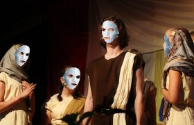 The Best Face Masks For Your Community Theater Production of Antigone