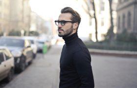 introvert man