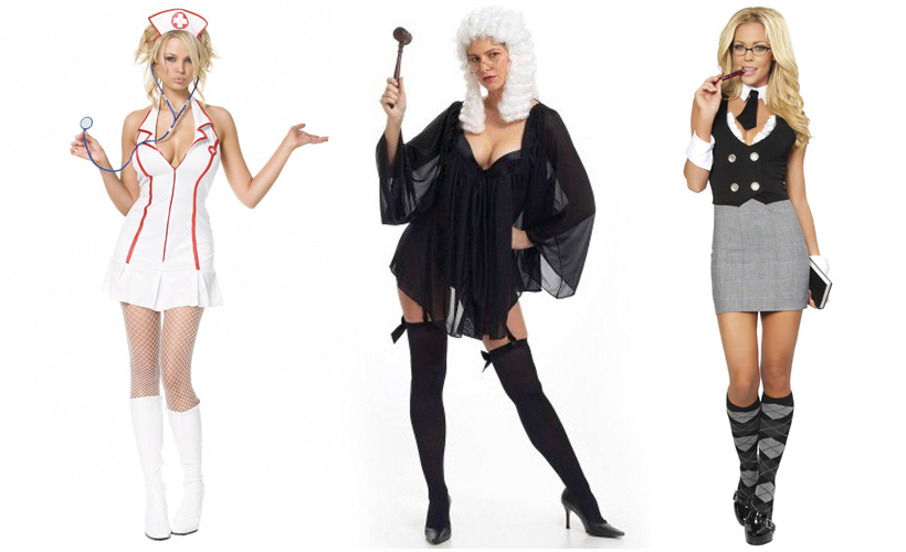 Superior These Five Costumes Are Sure To Spook Your Fellow Ghouls Into Heading To  The Polls.