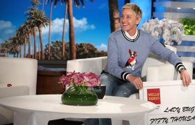 Ellen Degeneres Surprises Charming Lady Bug with Check for 50 Million Dollars