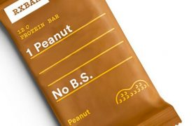 Wow! This $5 Protein Bar is Just One Peanut in an Envelope
