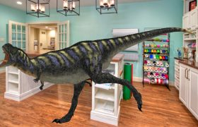 Scientists Discover Dinosaurs Had Feathers, Glitter, And Other Fun Craft Supplies
