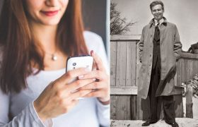 Woman Gleefully Shares Photo of Her Fuckable Grandpa on Instagram