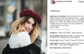 """Brave! Influencer Who Hasn't Posted in 24 Hours Apologizes for the """"Radio Silence"""""""