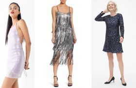 4 Sparkly NYE Dresses That Say 'I Always Got the Lead in Chicago'