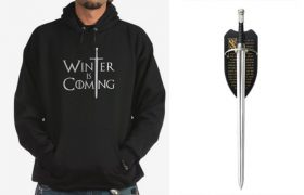 5 Game of Thrones Gifts That Say, 'My Boyfriend Really Likes 'Game Of Thrones'