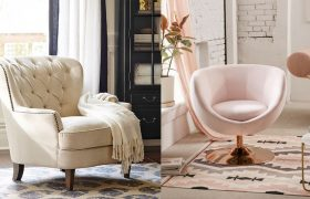 "6 Bedroom Chairs That Say, ""Please Stop Treating Me Like A Closet, I'm Begging You"""
