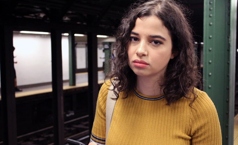 How To Cry On The Train So People Are Like 'Ooooo' Instead Of Like 'Uh Oh'